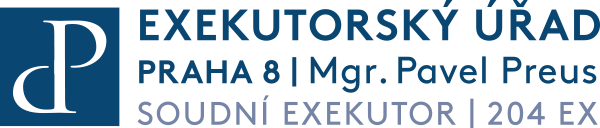 EXEKUTORSKÝ ÚŘAD PRAHA 8 - Mgr. Pavel Preus - SOUDNÍ EXEKUTOR 204 EX